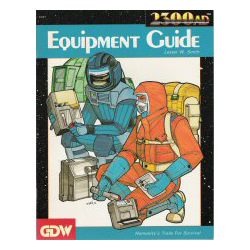 2300AD: Equipment Guide