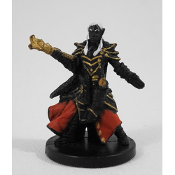 D&D Miniatures Game: Drow Wand Mage (2)