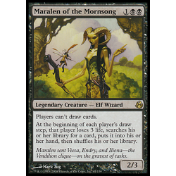 Magic löskort: Morningtide: Maralen of the Mornsong