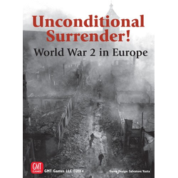 Unconditional Surrender! (2:nd printing)