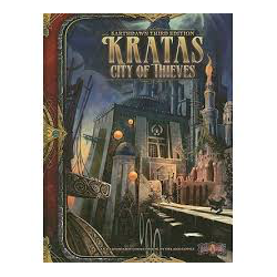 Earthdawn 3rd ed: Kratas - City of Thieves