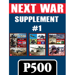 Next War: Supplement #1