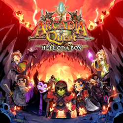 Arcadia Quest: Hell of a Box