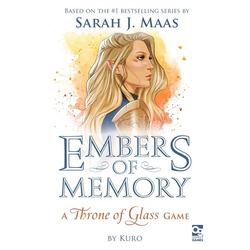 Embers of Memory: A Throne of Glass