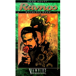 Vampire: The Masquerade: Clan Novel: Ravnos (Begagnad) )