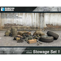 Rubicon: Allied Stowage Set 1