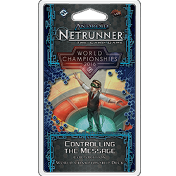 Netrunner LCG: 2016 Corp World Champion Deck