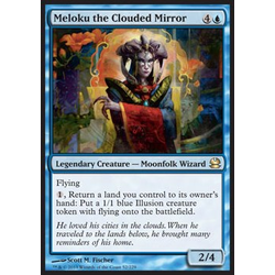 Magic löskort: Modern Masters 2013: Meloku the Clouded Mirror