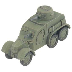 Romanian Tatra vz.30 Armoured Car (3)