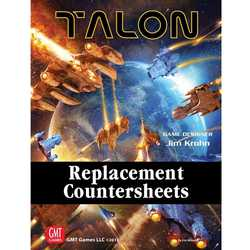Talon: Replacement counter Sheet