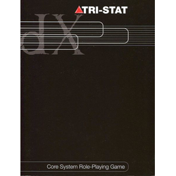 Tri-Stat Core System Role-Playing Game