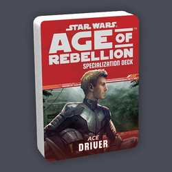 Star Wars: Age of Rebellion: Specialization Deck - Ace Driver