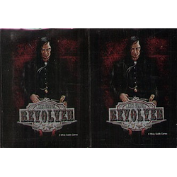 Revolver: Jack Colty Card Sleeves (80pcs)