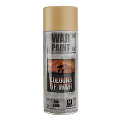 Afrika Korps Spray: DAK Sand (400 ml)