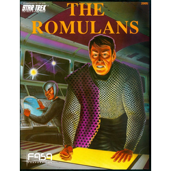 Star Trek RPG: The Romulans (1984)