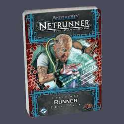 Netrunner LCG: Cyber War Runner Draft Pack POD