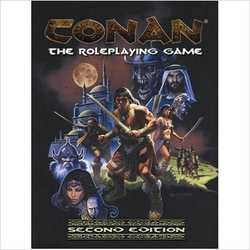 Conan RPG: Core Rulebook 2nd ed