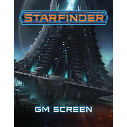 Starfinder: GM Screen