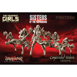Sisters of the Orphanage: Concecrated Sisters - Troops