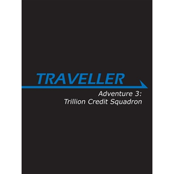 Traveller 3rd ed: Adventure 3: Trillion Credit Squadron