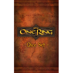 The One Ring: Dice Set