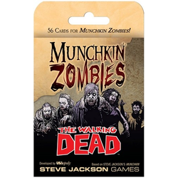 Munchkin Zombie: The Walking Dead