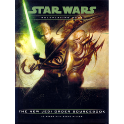 Star Wars Roleplaying Game: The New Jedi Order Sourcebook