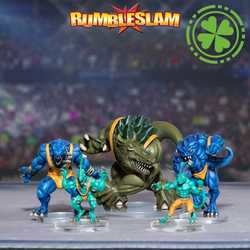 Rumbleslam: Cold Bloods