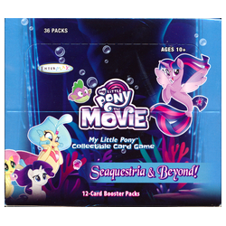 My Little Pony CCG: Seaquestria & Beyond Display (36)