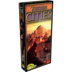 7 Wonders: Cities (eng. regler)