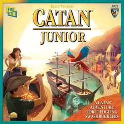 Settlers of Catan: Junior (eng. regler)