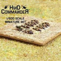 Hind Commander: US Infantry