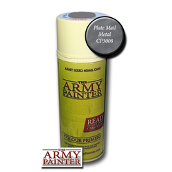 Army Painter Colour Primer Platemail Metal