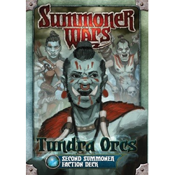 Summoner Wars: Tundra Orcs Second Summoner Faction Deck