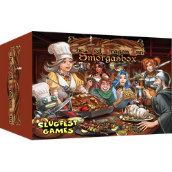 The Red Dragon Inn: Smorgasbox