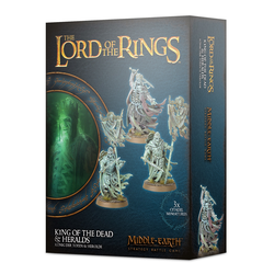 Middle-Earth SBG: King of the Dead and Heralds