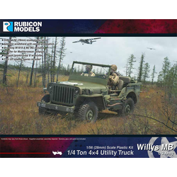 Rubicon: US Willys MB ¼ ton 4x4 Truck