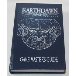 Earthdawn 4th ed: Gamemaster's Guide (Limited Edition Hard Cover)