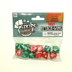 Dungeons & Dragons Attack Wing: Dice Set
