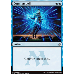 Magic löskort: Masters 25: Counterspell