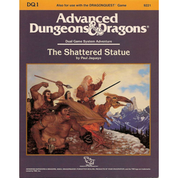 ADD: DQ1, The Shattered Statue (1987)