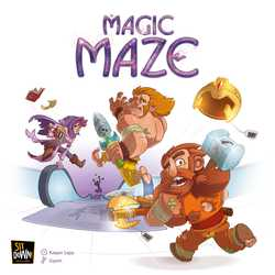 Magic Maze (sv. regler)
