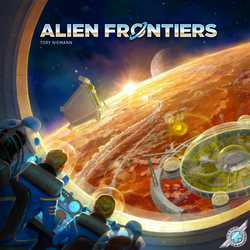 Alien Frontiers 5:th Edition