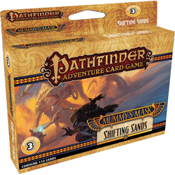 Pathfinder Adventure Card Game: Mummy's Mask: Shifting Sands