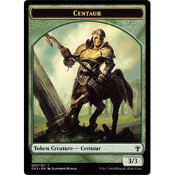 Magic löskort: Guild Kits: Centaur / Elemental Token