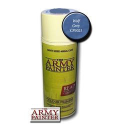 Army Painter Colour Primer Wolf Grey
