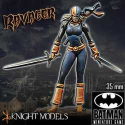 Batman Miniature Game: Ravager