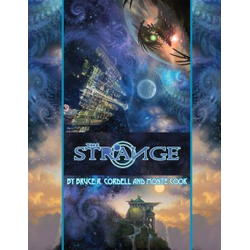 The Strange RPG: Core Book