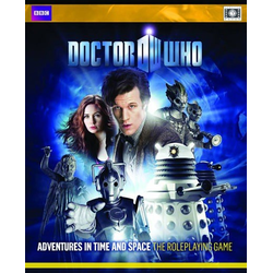 Doctor Who: Adventures in Time and Space Boxed Set (11th Doctor Edition)