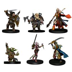 Pathfinder Battles: Playtest Heroes